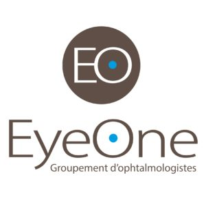 Logo Eye One, Ophtalmologues en France