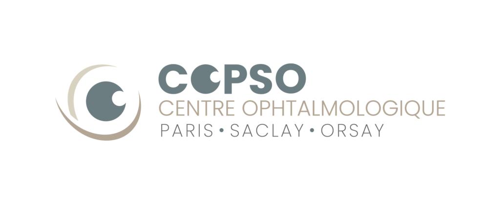 Logo COPSO horizontal : Ophtalmologues à Orsay