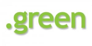 Image point green typographié en vert